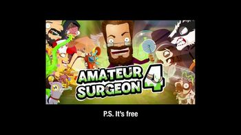 Amateur Surgeon 4 TV Spot, 'It's Free' - Thumbnail 5