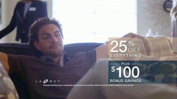 La-Z-Boy Father's Day Sale TV Spot, 'Bonus Savings' - Thumbnail 7
