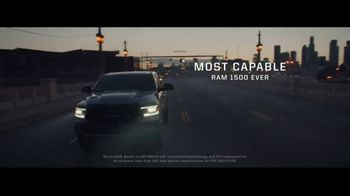 2018 Ram 1500 TV Spot, 'Keeps Its Word' [T2] - Thumbnail 7