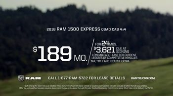 2018 Ram 1500 TV Spot, 'Keeps Its Word' [T2] - Thumbnail 9