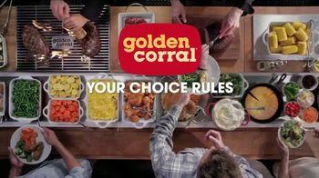Golden Corral Sizzlin' Fajitas TV Spot, 'Father's Day: Every Night' - Thumbnail 10
