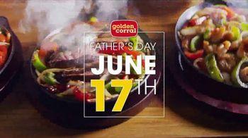 Golden Corral Sizzlin' Fajitas TV Spot, 'Father's Day: Every Night' - Thumbnail 8
