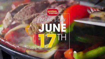 Golden Corral Sizzlin' Fajitas TV Spot, 'Father's Day: Every Night' - Thumbnail 9