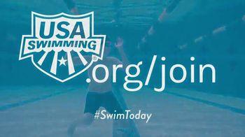 USA Swimming Flexible Membership TV Spot, 'Swim Today' - Thumbnail 10