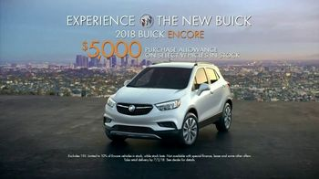 2018 Buick Encore TV Spot, 'Emoji' Song by Matt and Kim [T1] - Thumbnail 10
