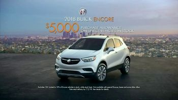2018 Buick Encore TV Spot, 'Emoji' Song by Matt and Kim [T1] - Thumbnail 8