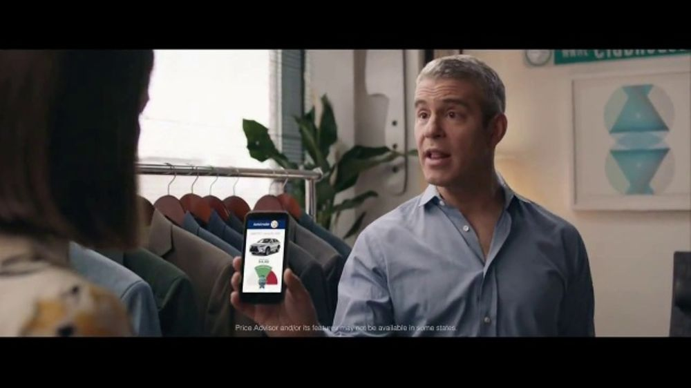 Autotrader TV Commercial, 'Price Advisor' Featuring Andy Cohen