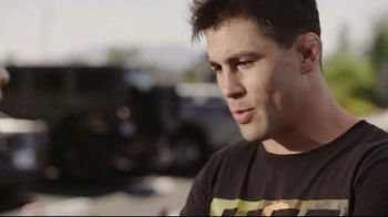 Toyo Tires TV Spot, 'Tough People Love Tough Tires' Feat. Forrest Griffin