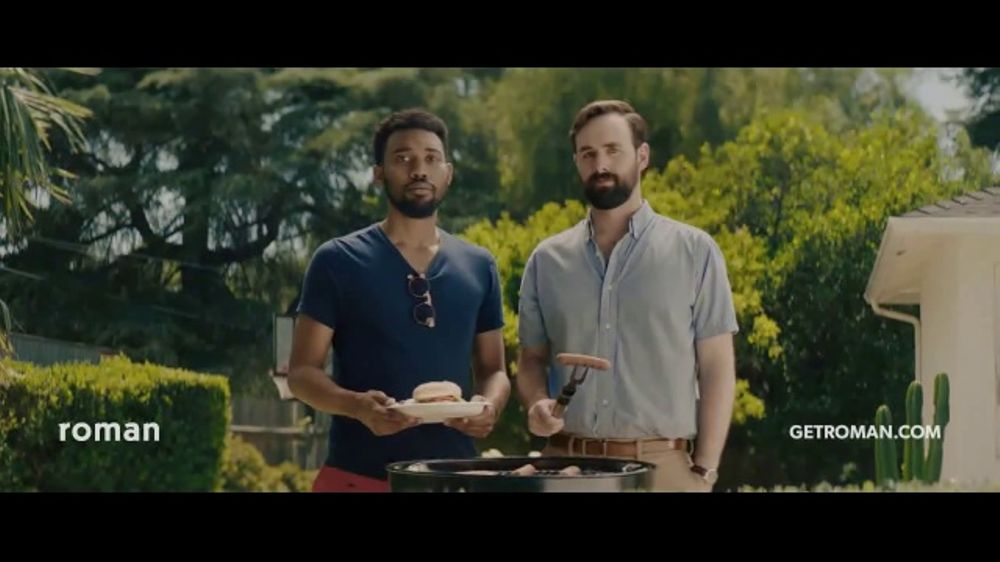 Roman TV Commercial, 'Grilling: Asking for a Friend'