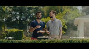 Roman TV Spot, 'Grilling: Asking for a Friend' - Thumbnail 2