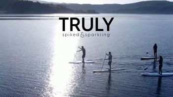 Truly Spiked & Sparkling TV Spot, 'Paddle Board' - Thumbnail 10