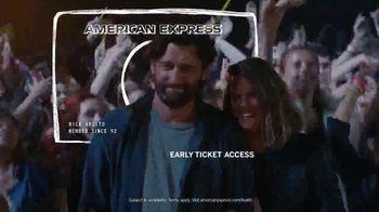 American Express TV Spot, 'First Concert: Second Chances' - Thumbnail 6