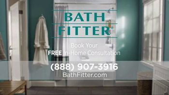 Bath Fitter TV Spot, 'Wow Moment: Consultation' - Thumbnail 9