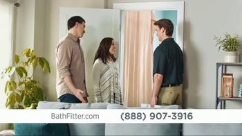 Bath Fitter TV Spot, 'Wow Moment: Consultation'