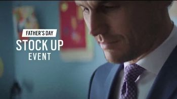 Men's Wearhouse Father's Day Stock Up Event TV Spot, 'Dress Shirts & Pants' - Thumbnail 3