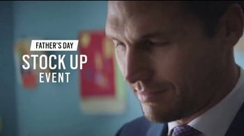 Men's Wearhouse Father's Day Stock Up Event TV Spot, 'Dress Shirts & Pants'
