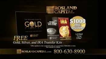 Rosland Capital TV Spot, 'Protect Your Assets With Gold' Ft. William Devane - Thumbnail 10
