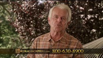 Rosland Capital TV Spot, 'Protect Your Assets With Gold' Ft. William Devane - Thumbnail 7