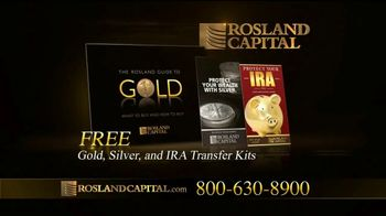 Rosland Capital TV Spot, 'Protect Your Assets With Gold' Ft. William Devane - Thumbnail 9