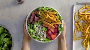 Lamb Weston Grown in Idaho Crispy Fries TV Spot, 'Fry-Friendly Entrees'