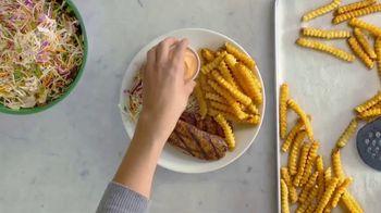 Lamb Weston Grown in Idaho Crispy Fries TV Spot, 'Fry-Friendly Entrees' - Thumbnail 5