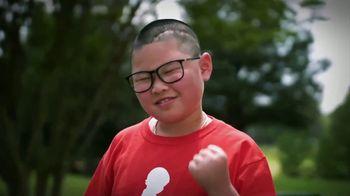 St. Jude Children's Research Hospital TV Spot, 'FedEx Cup: Calvin' - Thumbnail 9