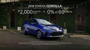 2018 Toyota Corolla TV Spot, 'Robot Butler' - Thumbnail 10