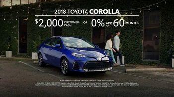 2018 Toyota Corolla TV Spot, 'Robot Butler' - Thumbnail 8