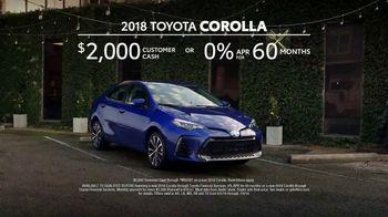 2018 Toyota Corolla TV Spot, 'Robot Butler' - Thumbnail 9