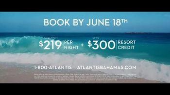 Atlantis TV Spot, 'Together We Dive In' - Thumbnail 10