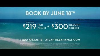 Atlantis TV Spot, 'Together We Dive In' - Thumbnail 9