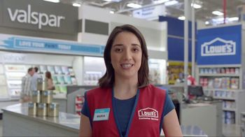 Lowe's Father's Day Savings TV Spot, 'Any Color: Olympic Paints and Stains' - Thumbnail 7