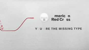American Red Cross TV Spot, 'A&E: You Are the Missing Blood Type' - Thumbnail 5