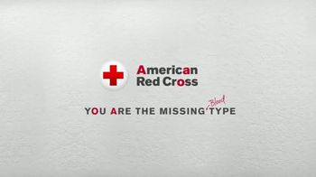 American Red Cross TV Spot, 'A&E: You Are the Missing Blood Type' - Thumbnail 6