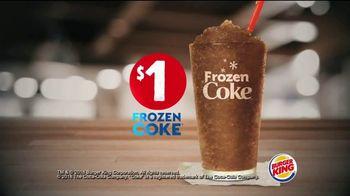 Burger King Frozen Coke TV Spot, 'Refreshing' - Thumbnail 7