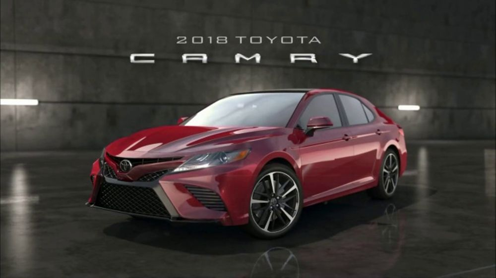 2018 Toyota Camry TV Commercial, 'Toyota Safety Sense' [T1 ...