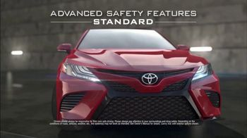 2018 Toyota Camry TV Spot, 'Toyota Safety Sense' [T1] - Thumbnail 3