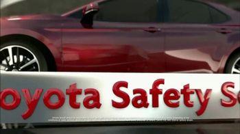 2018 Toyota Camry TV Spot, 'Toyota Safety Sense' [T1] - Thumbnail 4