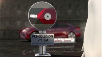 2018 Toyota Camry TV Spot, 'Toyota Safety Sense' [T1] - Thumbnail 6