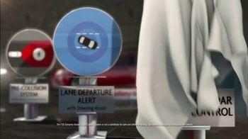 2018 Toyota Camry TV Spot, 'Toyota Safety Sense' [T1] - Thumbnail 7