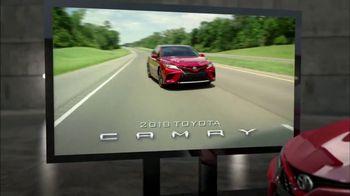 2018 Toyota Camry TV Spot, 'Toyota Safety Sense' [T1] - Thumbnail 9