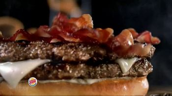 Burger King Bacon & Swiss Sourdough King TV Spot, 'Bacon & Swiss Lovers' - Thumbnail 2