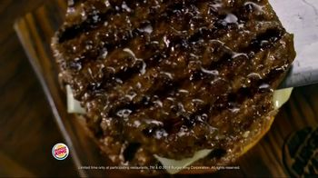 Burger King Bacon & Swiss Sourdough King TV Spot, 'Bacon & Swiss Lovers' - Thumbnail 4
