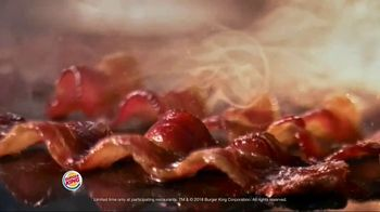 Burger King Bacon & Swiss Sourdough King TV Spot, 'Bacon & Swiss Lovers' - Thumbnail 5