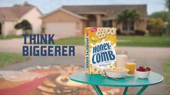 Honey-Comb TV Spot, 'Think Biggerer: Bee' - Thumbnail 10