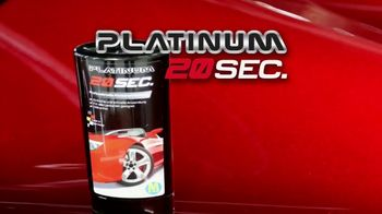 Platinum 20 Seconds TV Spot, 'Results in 20 Seconds' - Thumbnail 1