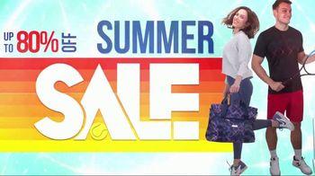 Tennis Express Summer Sale TV Spot, 'Shoes and Apparel' - Thumbnail 1