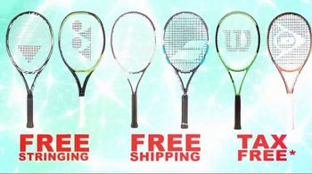 Tennis Express Summer Sale TV Spot, 'Shoes and Apparel' - Thumbnail 4