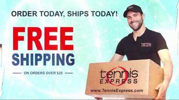 Tennis Express Summer Sale TV Spot, 'Shoes and Apparel' - Thumbnail 5