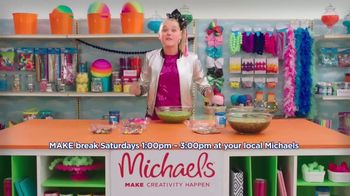 Michaels TV Spot, 'Nickelodeon: JoJo Siwa Making Slime' - Thumbnail 9